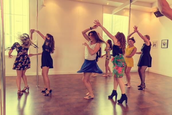 Workshop Salsa in Den Bosch